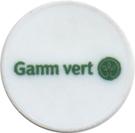 Shopping Cart Token - Gamm vert – obverse