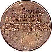 Game Token - Fun Planet – reverse