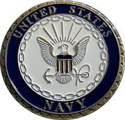 Token - United States Navy – obverse