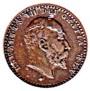 ½ Farthing - Edward VII (Coronation Model) -  obverse