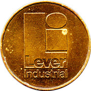 1 New Penny - Lever Industrial – obverse