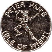 1 Token - Peter Pan's (Isle of Wight) – obverse
