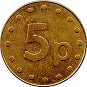 5 Pence - MAM Inn Play Limited – reverse