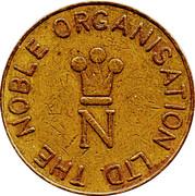 5 Pence - The Noble Orgatisation Ltd. – obverse