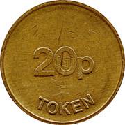 20 Pence - WA – reverse