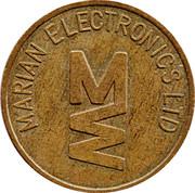 20 Pence - Marian Electronics – obverse