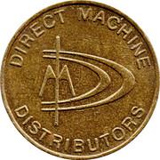 20 Pence - Eurocoin Token (Direct Machine Distributors) – obverse