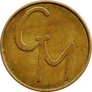10 Pence - Gemini – obverse