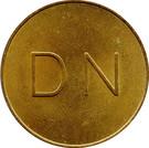 10 Pence - Dransfield Novelty Ltd. – obverse