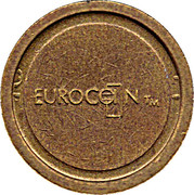 Token - Eurocoin – obverse