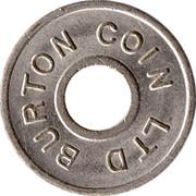 Token - Burton Coin Ltd – obverse