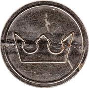 Token (Crown) – obverse