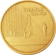 Token - Vietnam The Wall – obverse