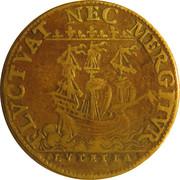 Token - Administration Municipale de Paris - Henri III - Etienne de Neuilly prévôt – obverse