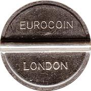 Token - Eurocoin London (Crown) – obverse
