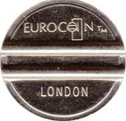Token - Eurocoin London (TF) – obverse
