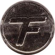 Token - Eurocoin London (TF) – reverse