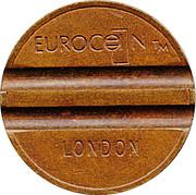 Token - Eurocoin London (Family Leisure) – obverse