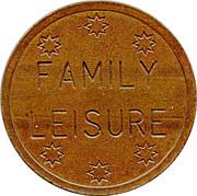 Token - Eurocoin London (Family Leisure) – reverse