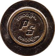 Token - Eurocoin (Peter Simper) – reverse
