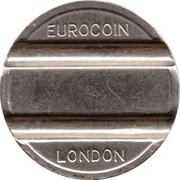 Token - Eurocoin London (Camsports Ltd) – obverse