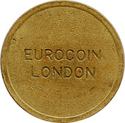 Token - Eurocoin London (2 Grooves) – reverse