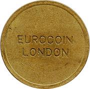 Token - Eurocoin London (2 Grooves) – reverse