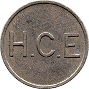 Token - H.C.E – reverse