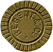 Token - Regent & Co – obverse