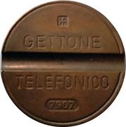 Telephone Token - Gettone Telefonico (IPM) – obverse