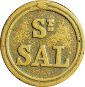 Méreau - St. SAL – obverse