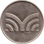 Token (M logo) – obverse
