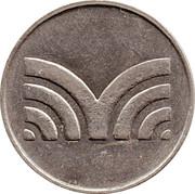 Token (M logo) – reverse