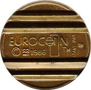Token - Eurocoin (MMC) – obverse
