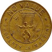 1 Penny - Samson Novelty Co. – obverse
