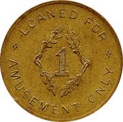 1 Penny - Samson Novelty Co. – reverse