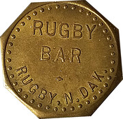 10 Cents - Rugby Bar – obverse