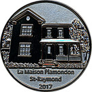 5 Dollars (175th anniversary of Saint-Raymond) – obverse