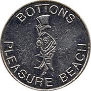 1 Token - Bottons Pleasure Beach (Great Yarmouth) – obverse