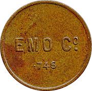 Token - EMO Co. – obverse