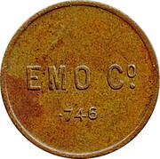 Token - EMO Co. – reverse