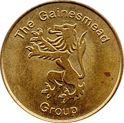 5 Pence - The Gainesmead Group – obverse