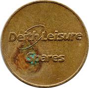 10 Pence - Deith Leisure Spares – obverse