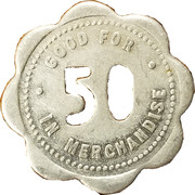 50 Cents - Peter Bahde – reverse