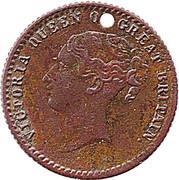 Medallion - Victoria – obverse