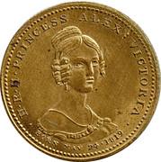 Princess Alexi Victoria commemorative – obverse