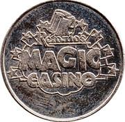Token - Retonio's Magic Casino – obverse
