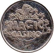 Token - Retonio's Magic Casino – reverse
