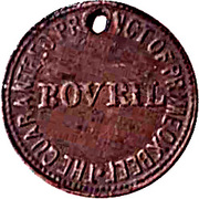 Token - Bovril Meat Extract – obverse