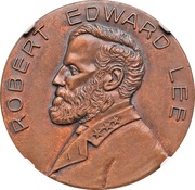 Dollar - Robert E. Lee Birthplace (Stratford, Virginia; Type I) – obverse
